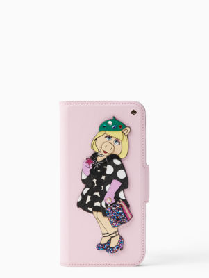 applique folio iphone 7 case