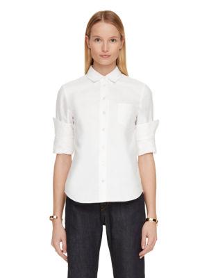 smart oxford shirt