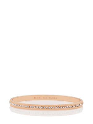 make me blush idiom bangle