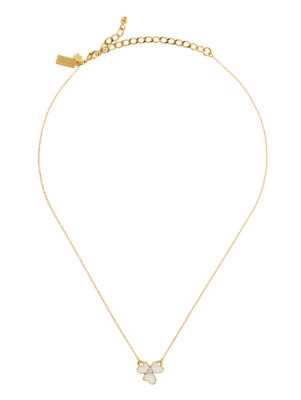 pansy blossoms mini pendant